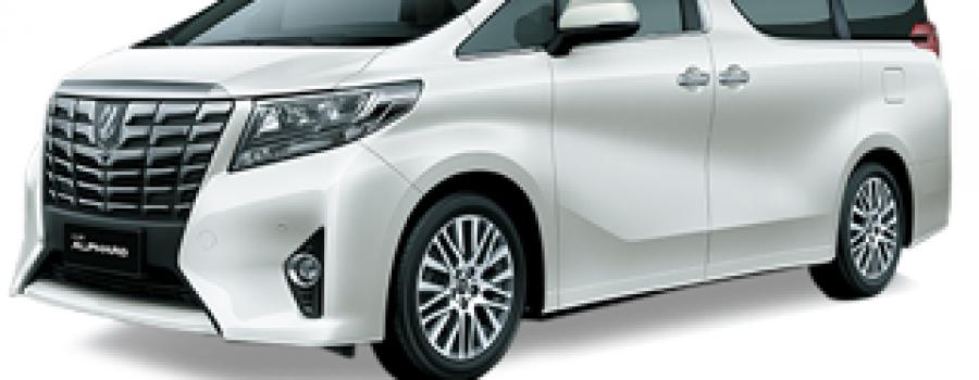 Sewa Rental Mobil Alphard Jakarta Tahun Terbaru Harga Terbaik