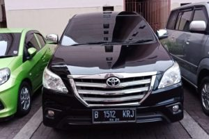 Rental Mobil Jakarta Sistem Lepas Kunci