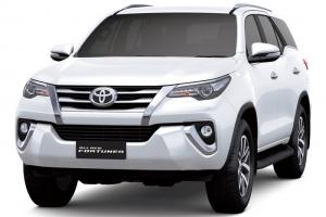 Rental Mobil Fortuner VRZ Murah Jakarta Lepas Kunci Dan Supir