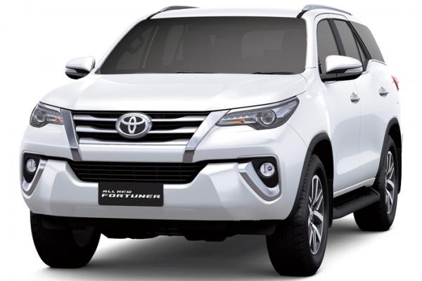 Rental mobil fortuner VRZ Murah Jakarta